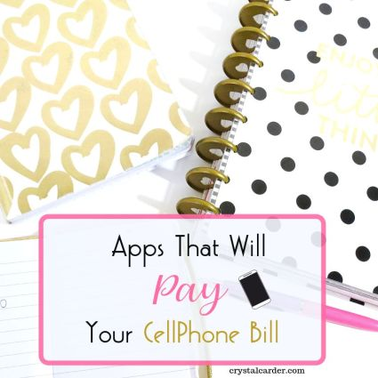 Apps That Will pay your cell phone bill every month