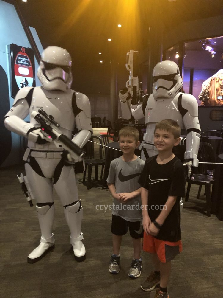 Dream Meet and Greet at Disney Stormtroopers