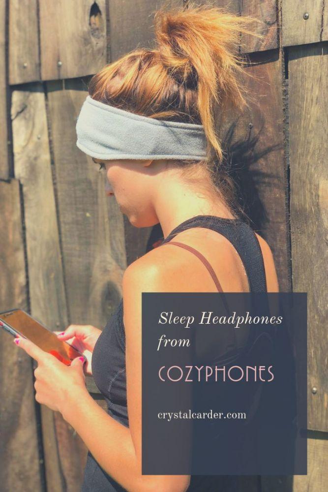 Cozyphones Fleece Headphones review