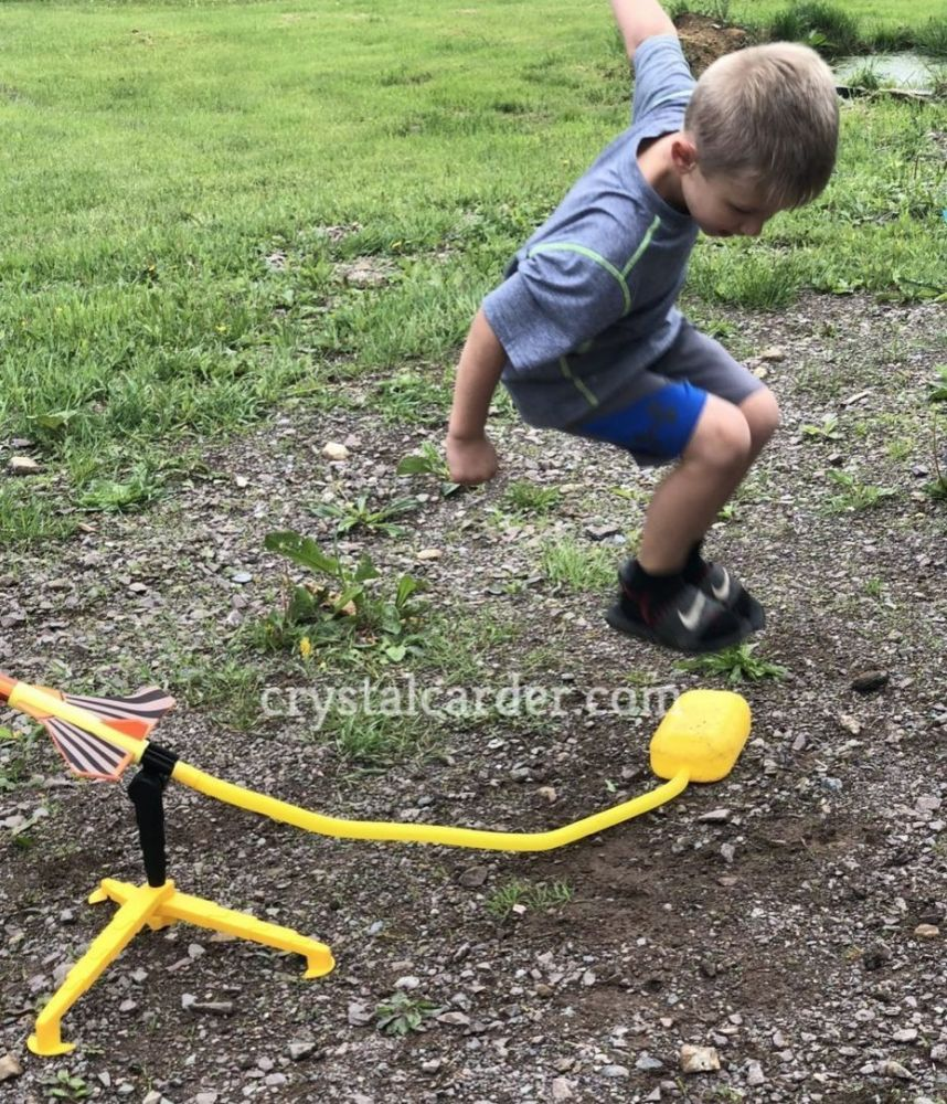 Stomp Rocket® Stunt Planes - Three Pack Review 81