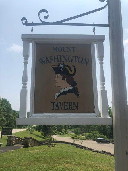 Mt. Washington Tavern in Farmington, PA