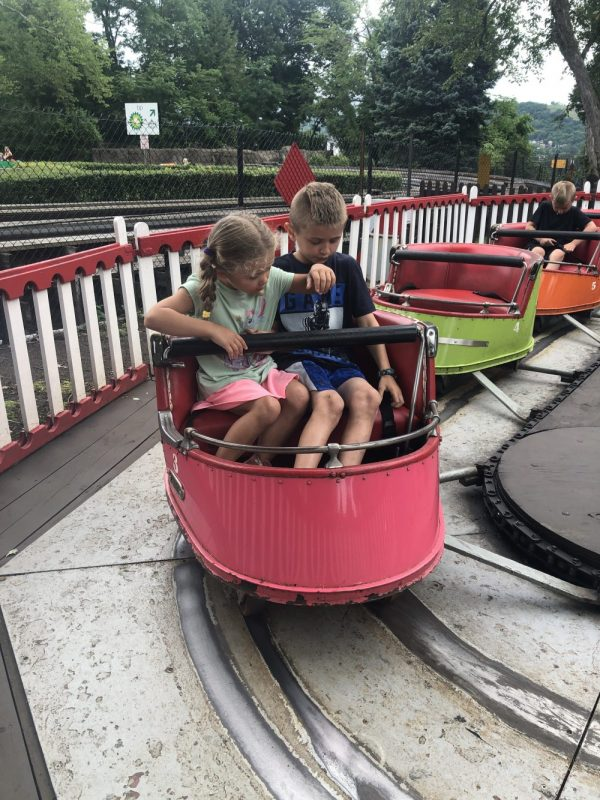 Kiddieland at Kennywood