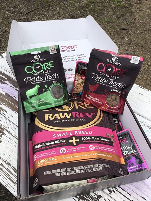 Wellness CORE Pet food