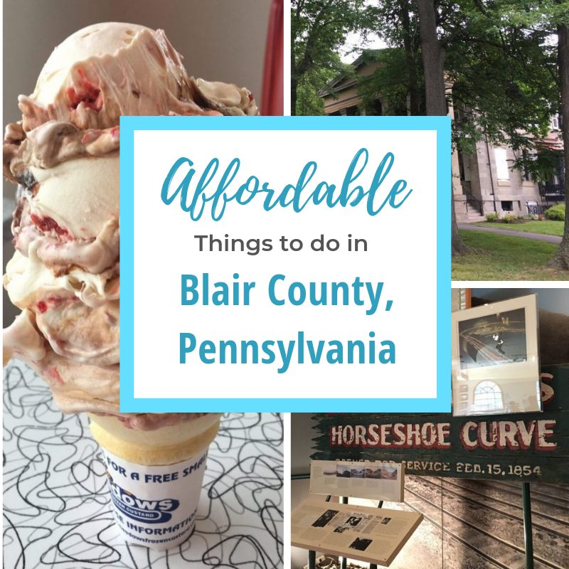 Affordable Things to do in Altoona and Blair County, Pennsylvania 81