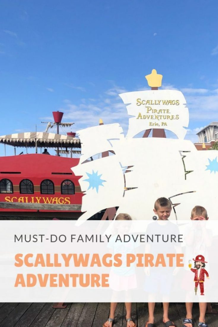 Ah hoy, Matey! Scallywags Pirate Adventures In Erie, Pennsylvania 88
