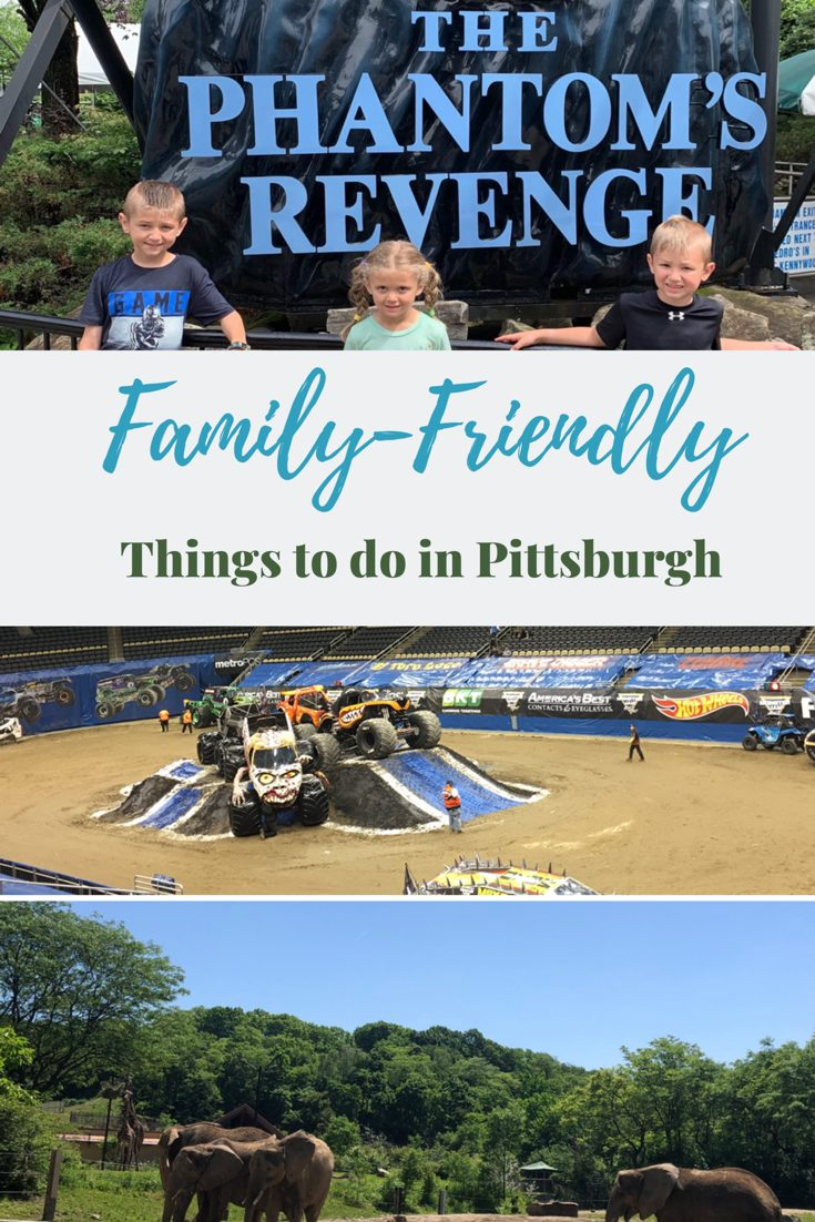 Family-Friendly Things to do in Pittsburgh 81