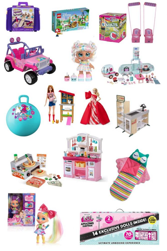 Hottest Gifts for 5 Year Old Girls 2019