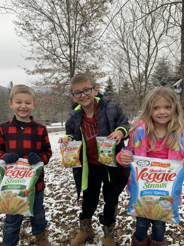 Tackling Family Travel with Veggie Straws 81