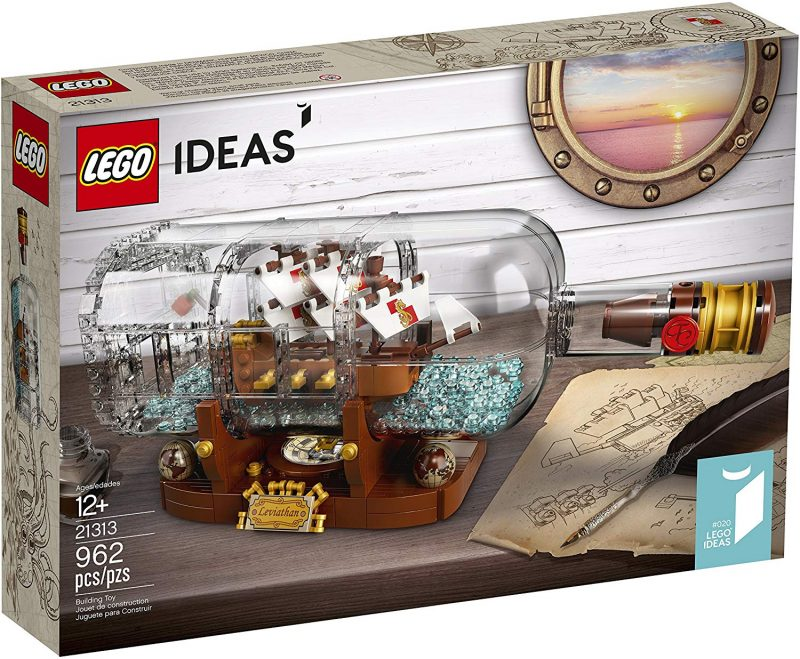 Lego in a Bottle Kit