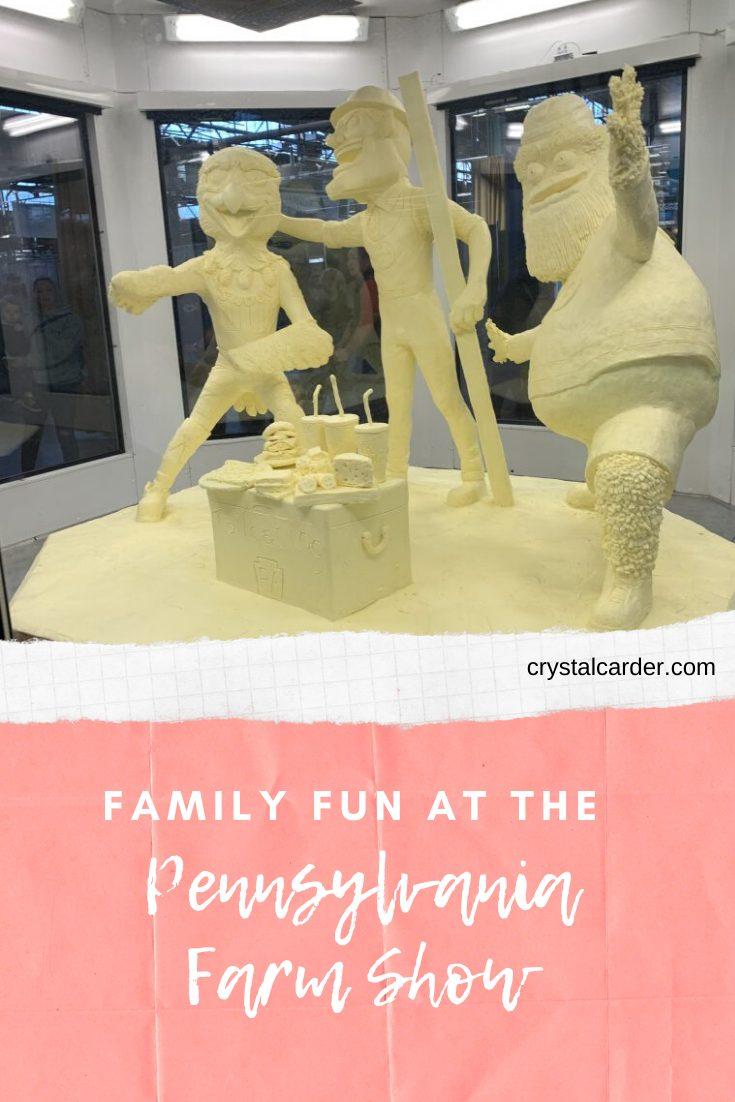 Family Fun at the Pennsylvania Farm Show 2020 78