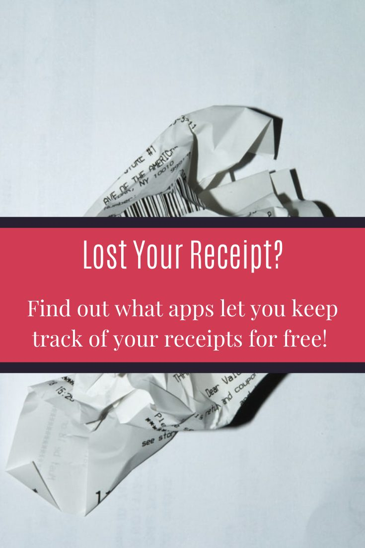 Lost Your Receipt? No Problem! These Apps Let You Save Your Receipts for FREE! 81