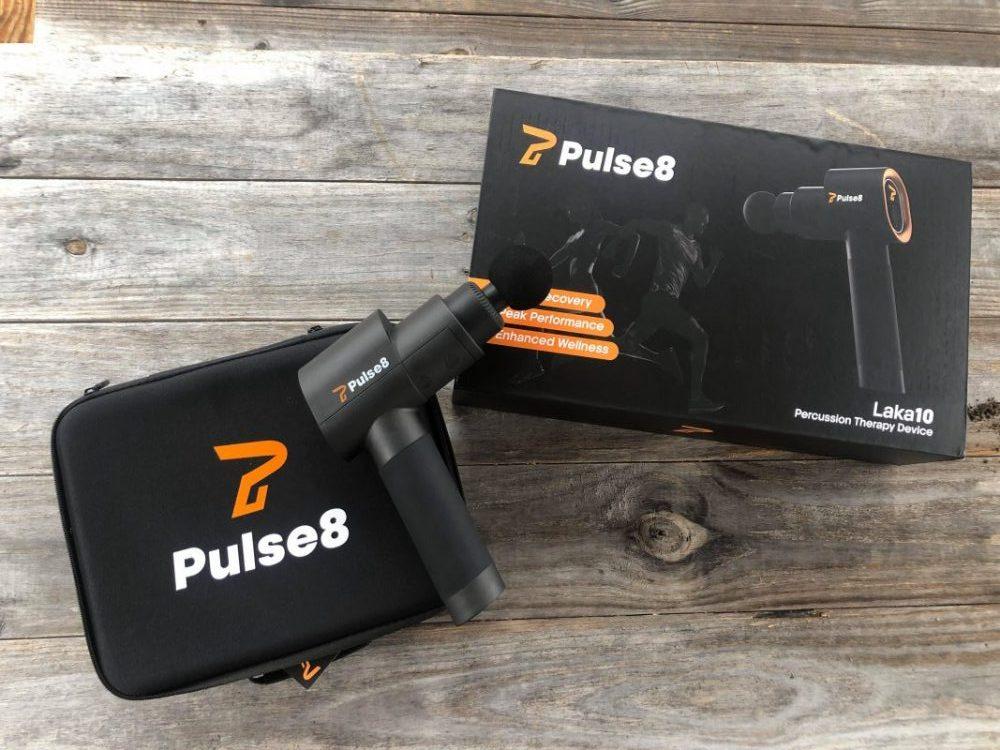 Pulse8 Massage Gun Review