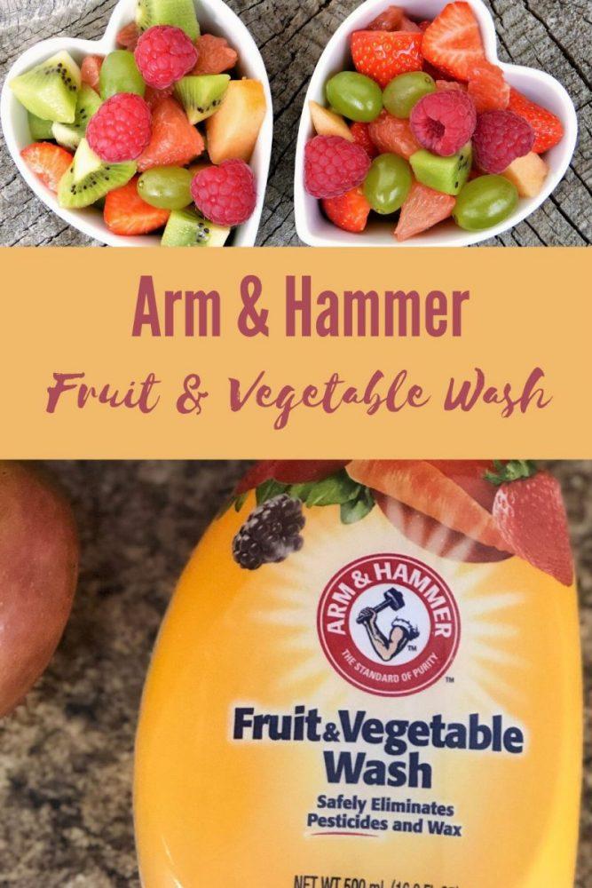 Arm & Hammer Fruit & Vegetable Wash Review 81