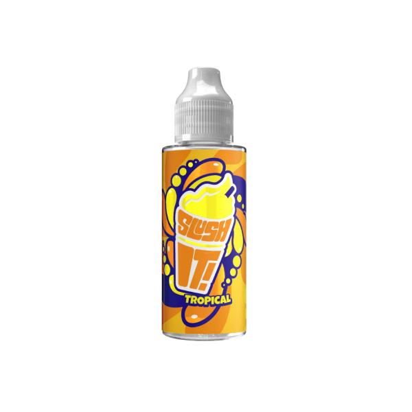 Slush it tropical 120ml shortfill