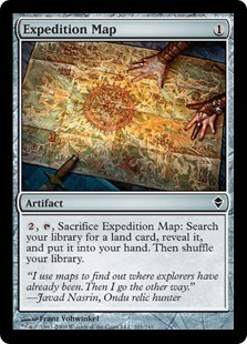 Expedition Map