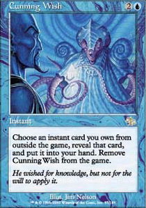 Cunning Wish