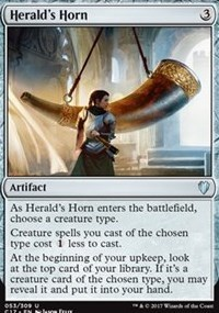 Herald's Horn