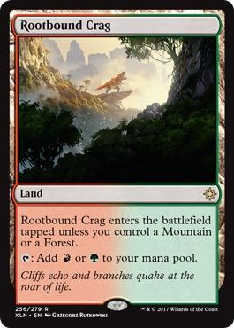 Rootbound Crag
