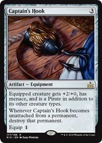 Captain's Hook