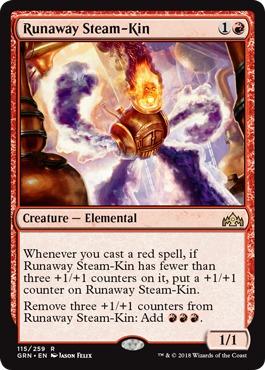 Runaway Steam-Kin