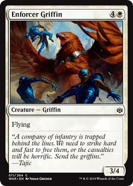 Enforcer Griffin
