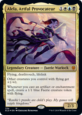 Alela, Artful Provocateur - Collector Pack Exclusive