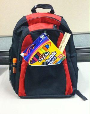 Prescott Back-to-School Backpack Giveaway
