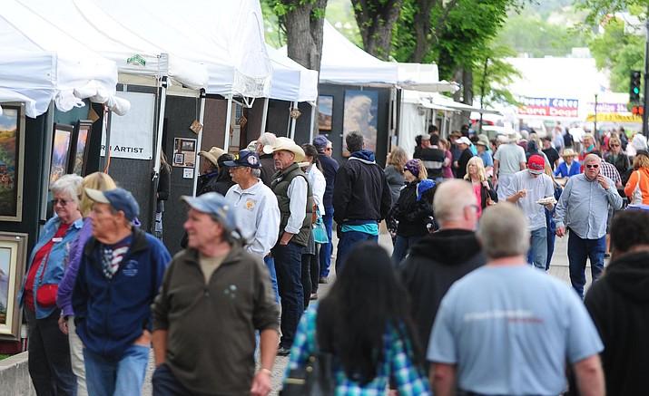 30th Annual Faire on the Square in Prescott