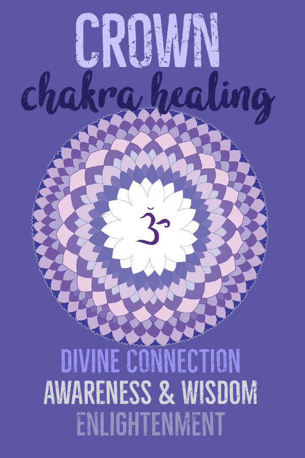 How to Heal the Crown Chakra