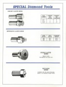 Crystal Cut Tool, INC. Special Diamond Tool