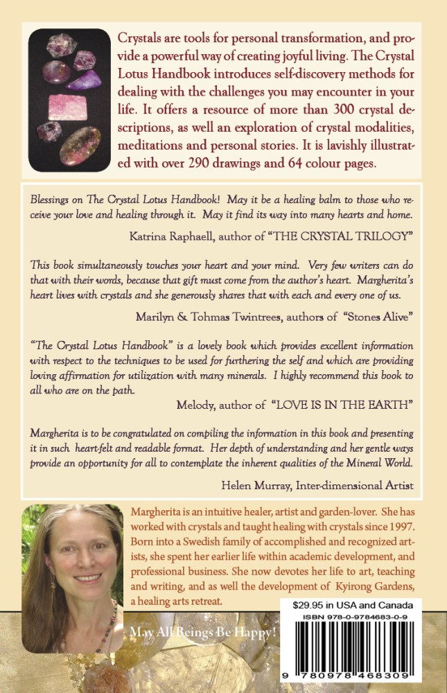The Crystal Lotus Handbook (2/2)