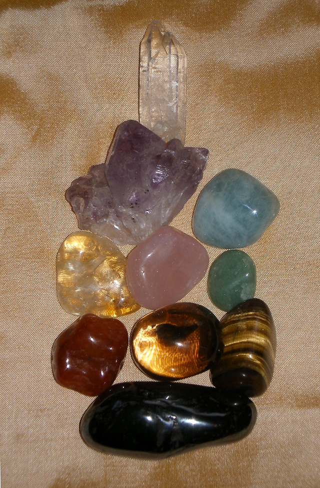 Private Crystal Healing Intro explained