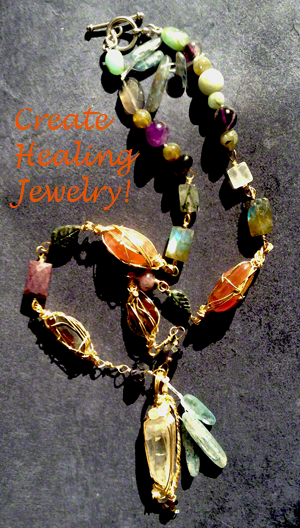 In the face of anger - how to use Kyanite Healing Jewelry (1/2)