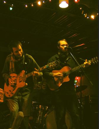 Mark and Martin