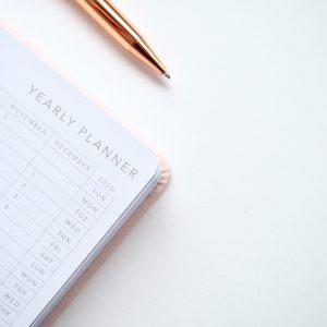 Calendars, Diaries & Planners