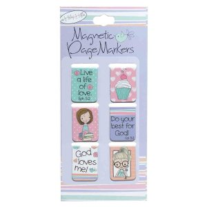 Live A Life Of Love (Magnetic Pagemarkers)