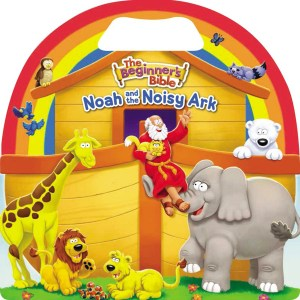 The Beginner's Bible Noah And The Noisy Ark (Board Book)