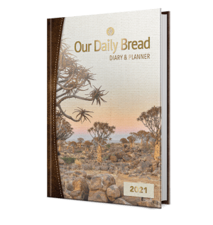 Our Daily Bread Diary & Planner 2021