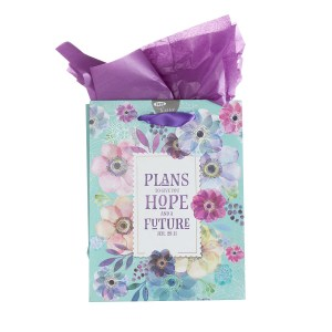 Plans To Give You Hope And A Future (Medium Gift Bag)