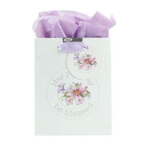 May Your Day Be Blessed (Small Gift Bag)