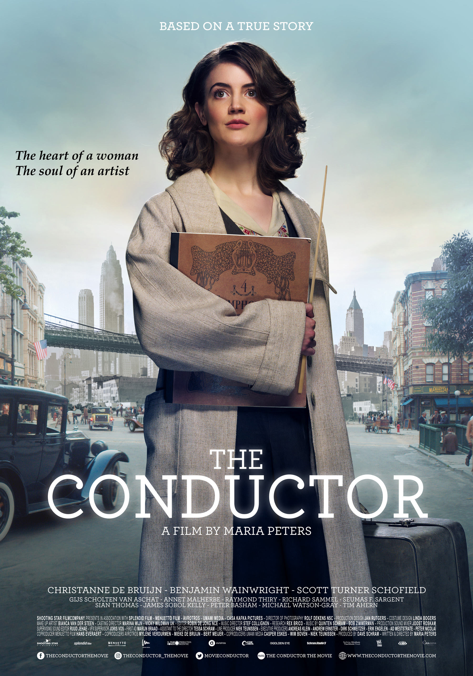 "Film Review: ""The Conductor""  – When Women Direct Men To The Sound Of Music"