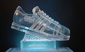 Commercial Applications of Ice Sculptures in Los Angeles