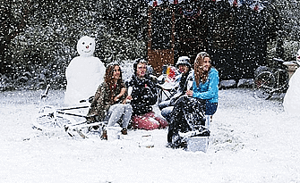 artificial snow production service bell gardens