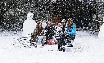artificial snow production service bellflower