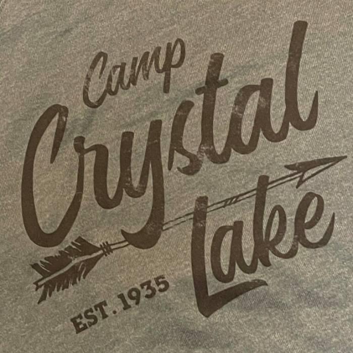 2020 Camp Crystal Lake Cozy Crewneck Fleece