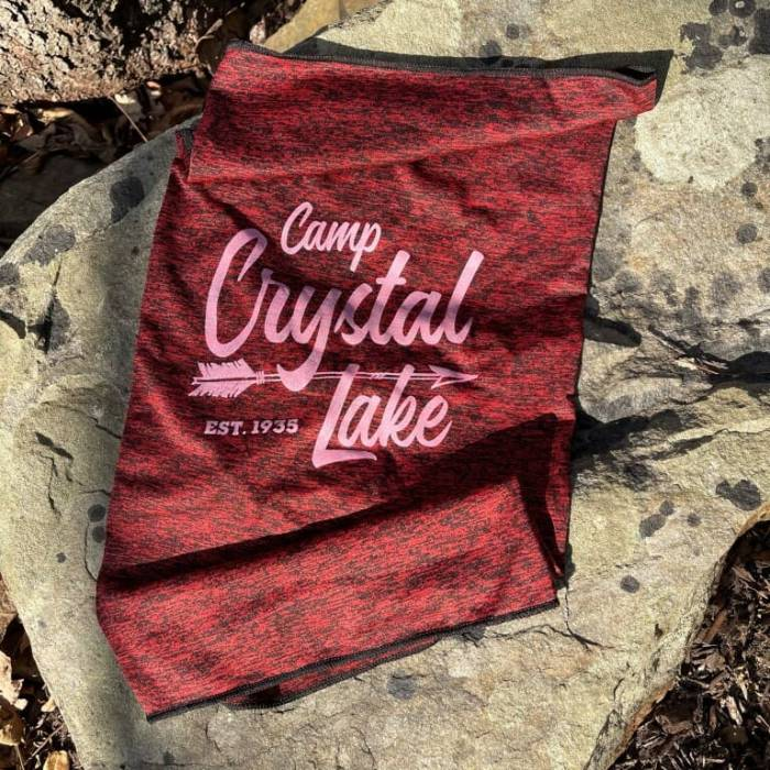 Camp Crystal Lake Headwrap