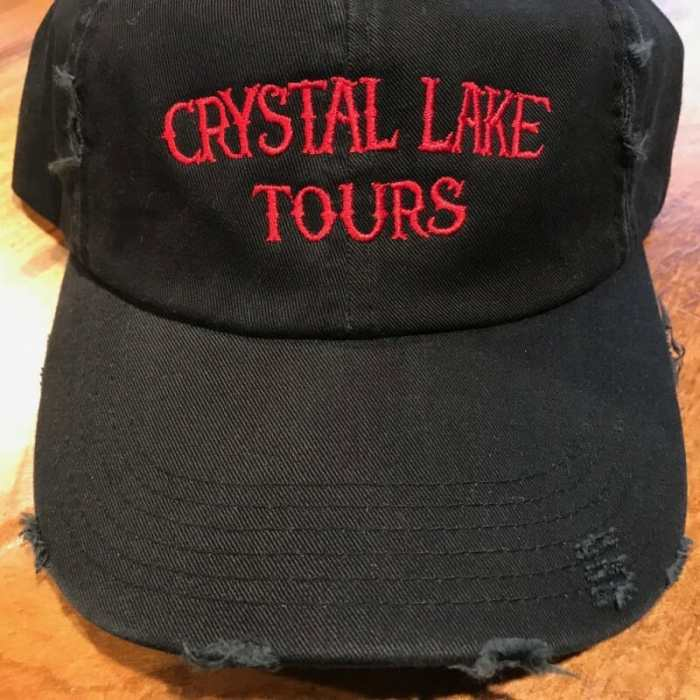 Crystal Lake Tours Hat