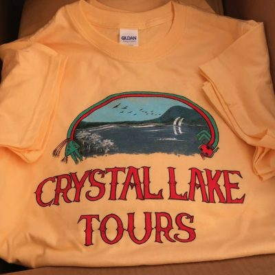 Crystal Lake Tours T-Shirt
