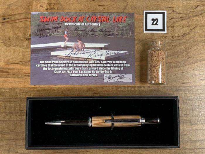 Custom Swim Dock Pen #22