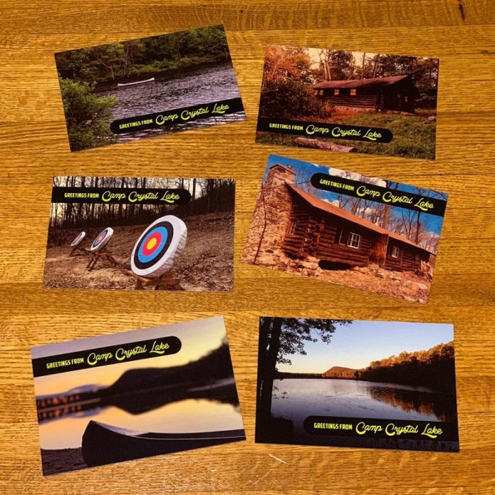 Postcard 6 Pack